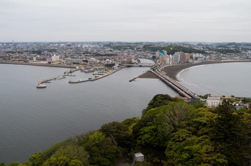 作品を届けた後、40年振りに日本のモンサンミッシェル?→江ノ島に行って来た。_b0194208_22234619.jpg