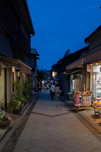 作品を届けた後、40年振りに日本のモンサンミッシェル?→江ノ島に行って来た。_b0194208_22242163.jpg