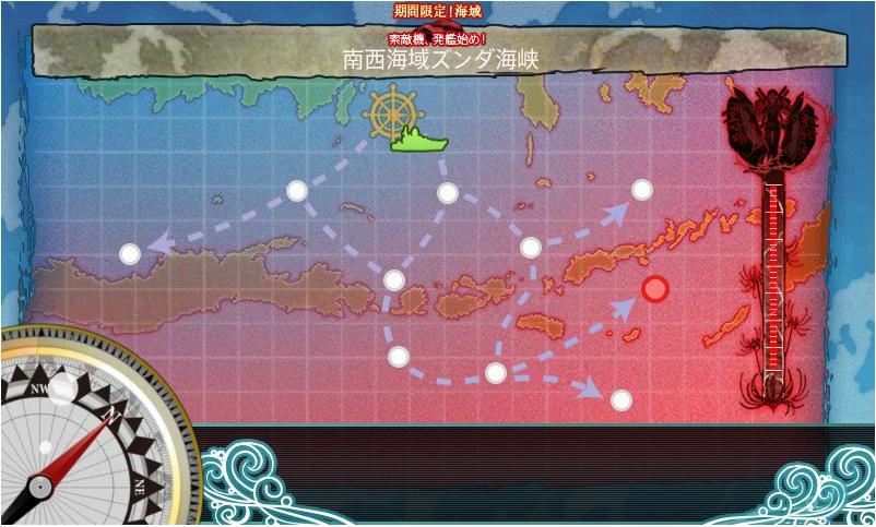 【艦これ】春イベント2014:E2海域攻略! _f0186726_2214721.jpg