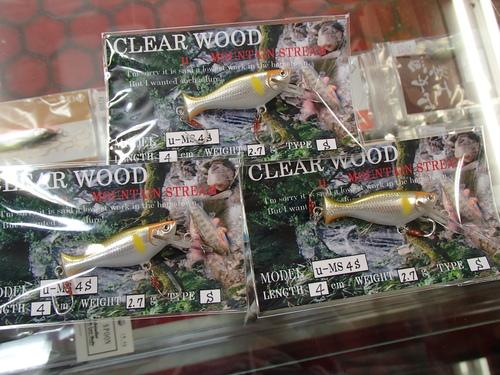 ・CLEAR WOOD_a0165135_1465662.jpg