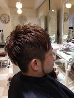 4/25「髪切りました」_e0242155_634735.jpg