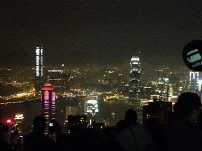 Hong Kong Peak tram_e0109163_1582182.jpg