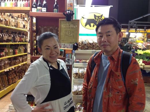 28/04/2014  大阪の陶芸チーム、フィレンツェ上陸_a0136671_0474688.jpg