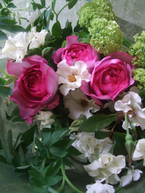 オークリーフ(バラの花束)_f0049672_1724060.jpg