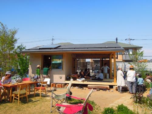 BIOSK 土壁の家グランドオープン!_b0209774_17301526.jpg