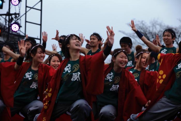 長崎大学「突風」 二の丸会場_e0135098_5501713.jpg