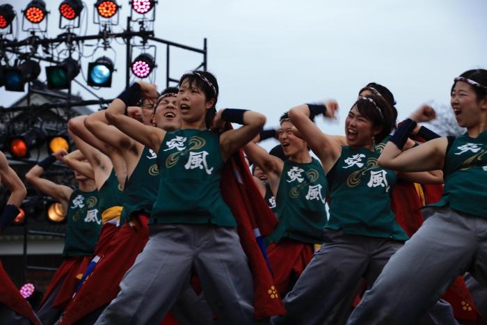 長崎大学「突風」 二の丸会場_e0135098_5504411.jpg