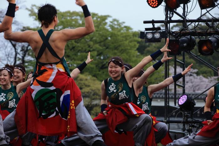長崎大学「突風」 二の丸会場_e0135098_551822.jpg