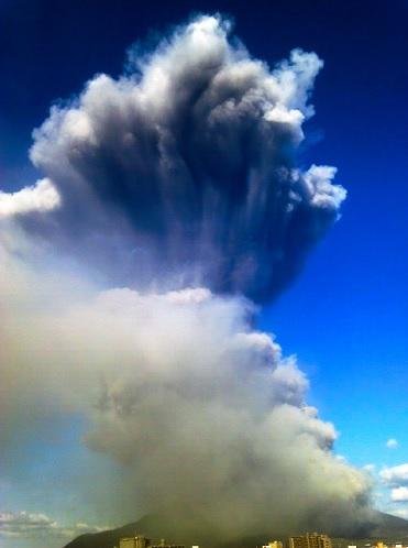 周辺をカルデラ火山帯で囲まれた川内原発は再稼働など出来るはずはない_d0174710_1372642.jpg