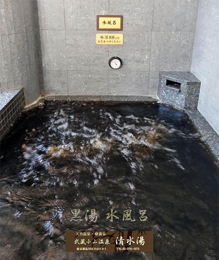 清水湯(武蔵小山温泉
