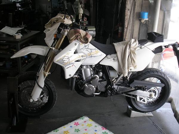 DR-Z400車検_e0218639_2217166.jpg