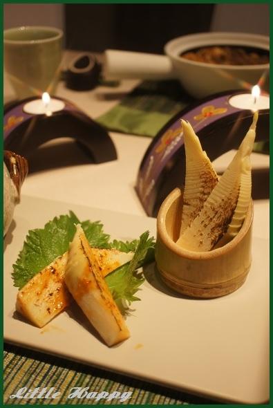 筍の炙りとマーボー豆腐_d0269651_10531166.jpg