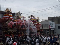 2014年 石動曳山祭_c0208355_2019063.jpg