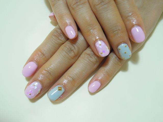 Pink Nail_a0239065_105883.jpg