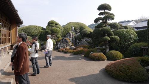 芸術的な武家の庭園_f0130879_22384618.jpg