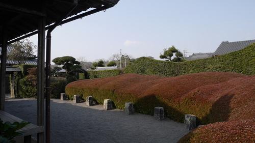 芸術的な武家の庭園_f0130879_22385214.jpg