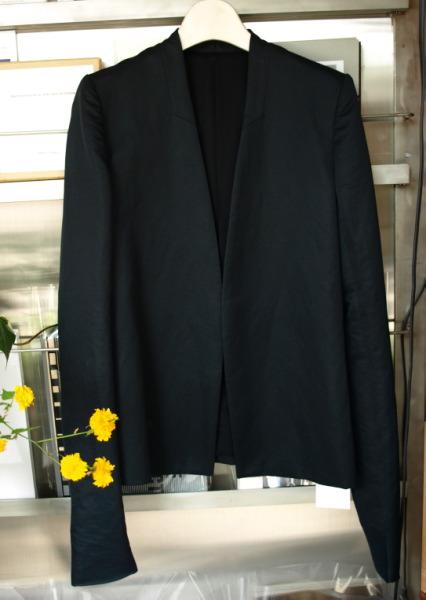 NARUMI  TAKIZAWA の扱いやすいジャケット_e0122680_13354964.jpg