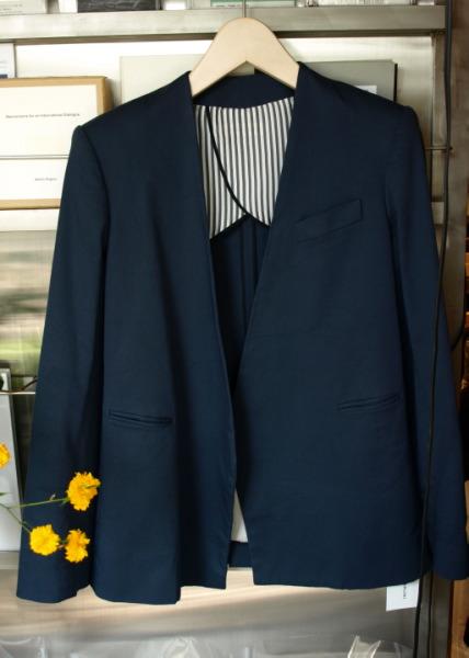 NARUMI  TAKIZAWA の扱いやすいジャケット_e0122680_13362538.jpg