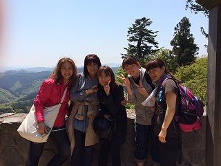 高尾山へ行ってきました!_a0136788_15105650.jpg