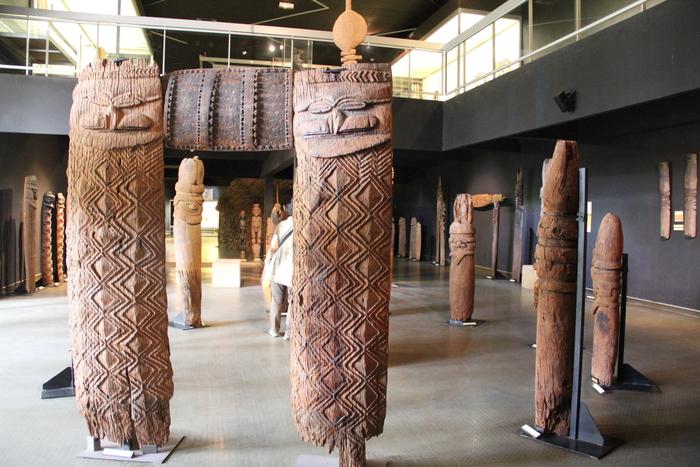 ニューカレドニア博物館の日_c0100195_825474.jpg