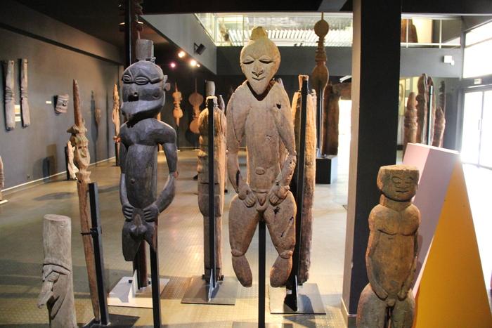 ニューカレドニア博物館の日_c0100195_8294232.jpg
