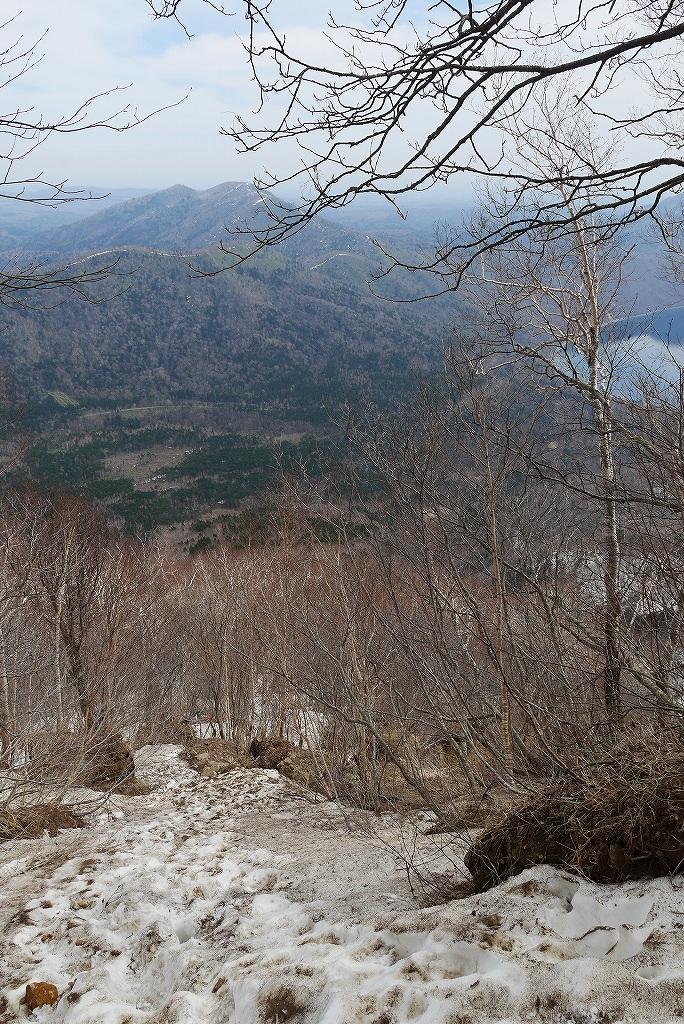 恵庭岳、4月30日-その1-_f0138096_22535461.jpg