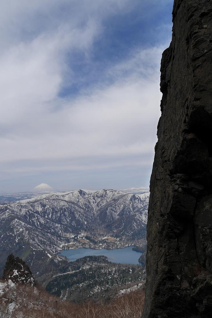 恵庭岳、4月30日-その1-_f0138096_22542639.jpg