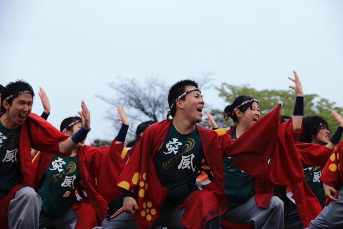 長崎大学「突風」 二の丸会場-2_e0135098_64255100.jpg