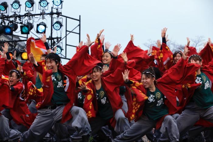 長崎大学「突風」 二の丸会場-2_e0135098_6432630.jpg