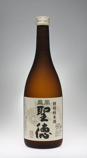 鳳凰聖徳 特別純米酒 [聖徳銘醸]_f0138598_2325329.jpg