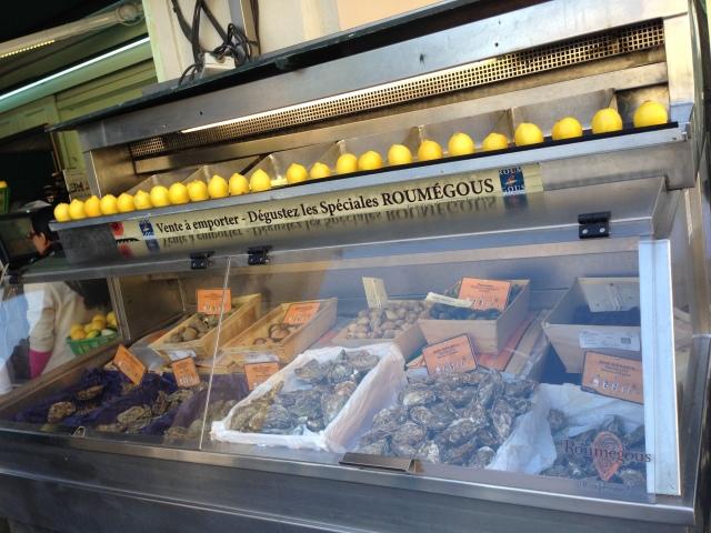 Nizza ニース観光② 生牡蠣の店@ Côte d\'Azur 南フランス、コート ダ ジュールの旅_b0246303_21341197.jpg