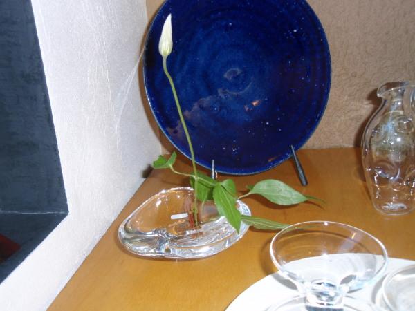 お花を入れました_b0132442_18311449.jpg