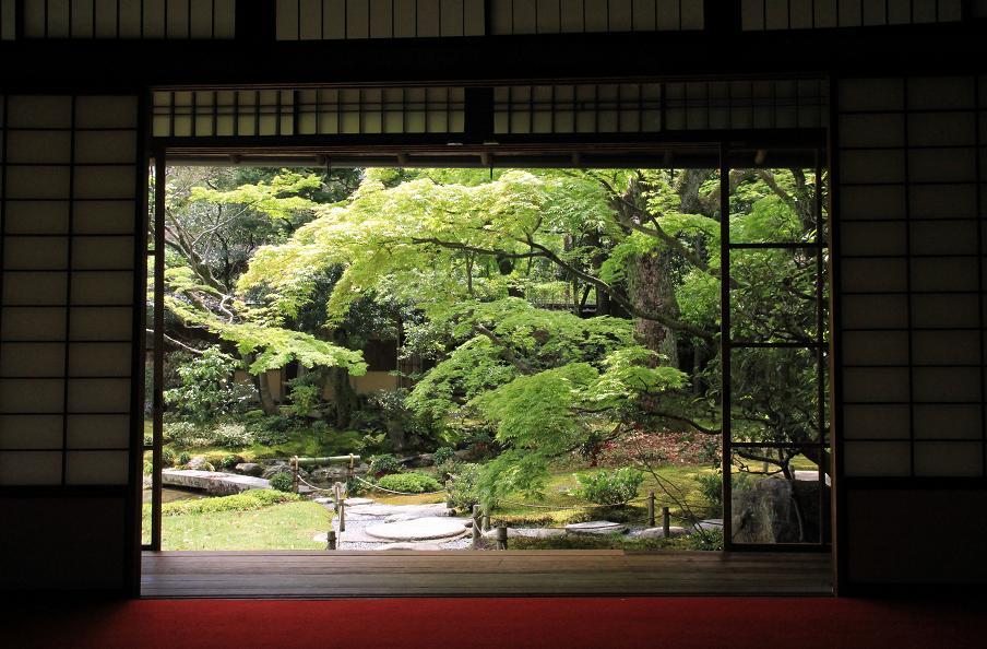 京都で別荘   ~無鄰庵~_a0107574_18410413.jpg