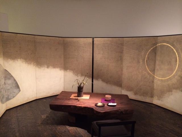 柿傳ギャラリー 「賢 × 露巌 展」の冨士を仰ぐ_a0138976_18441756.jpg