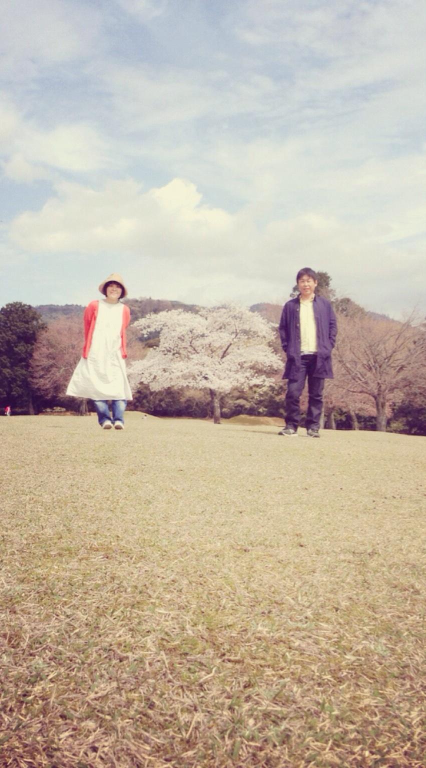 お花見弁当と、桜のどら焼き_f0311281_14323020.jpg