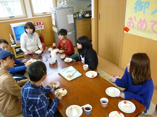 中学入学おめでとう会_c0197584_13461083.jpg