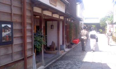 ** 川越の街、ちょっとお散歩 **_d0147488_2030462.jpg