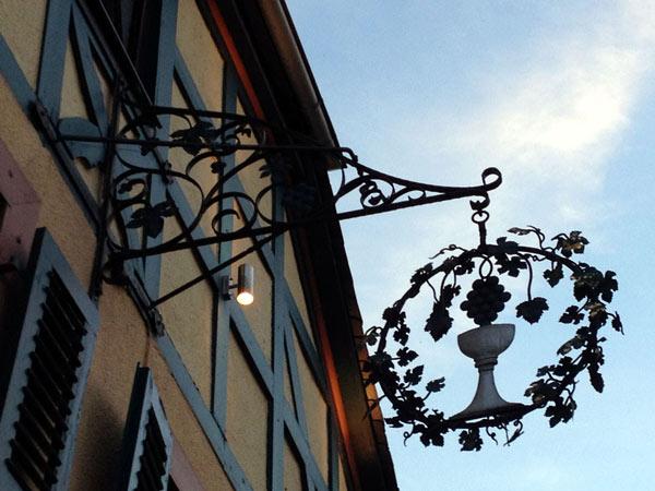 No.55 9月27日 リューデスハイム、歴史的なワインホテル_a0047200_23321230.jpg