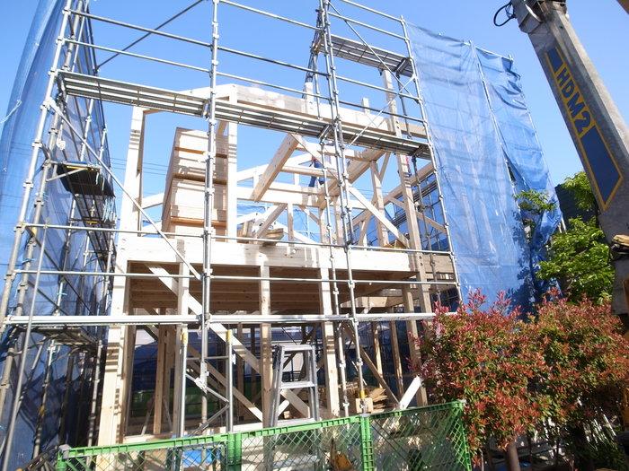 地下室のある調布の家の建て方_f0223603_20434239.jpg