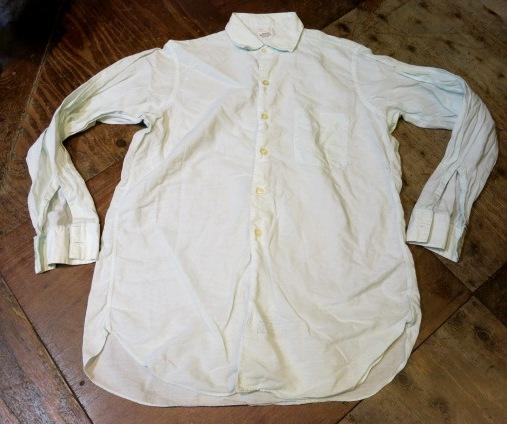 5月3日(土)入荷!50'S ARROW ボーダーシャツ!マチ付き_c0144020_156314.jpg