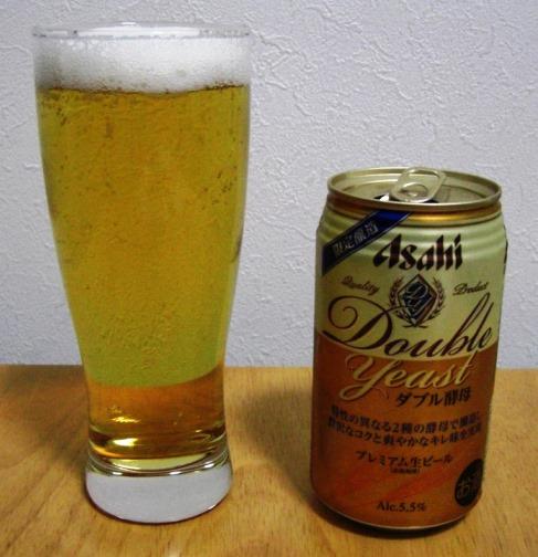 アサヒ ダブル酵母~麦酒酔噺その207~アサヒに言いたいこと_b0081121_6303726.jpg