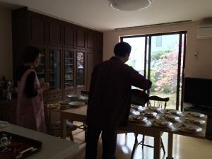 4月の食事会その1_a0059035_22550998.jpg