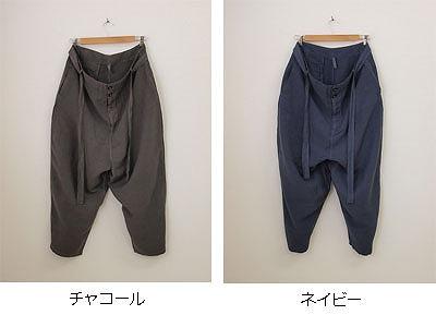 5/2 ichi ビッグワイドパンツ入荷_f0325437_1253788.jpg