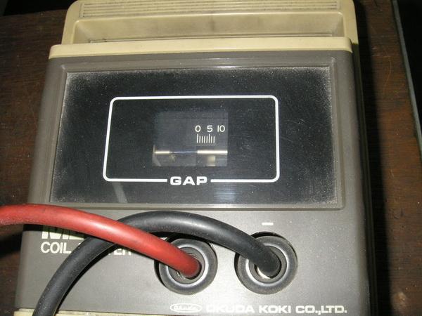 ジェベル点検整備 エンジン止めたらコックもOFF_e0218639_19592212.jpg