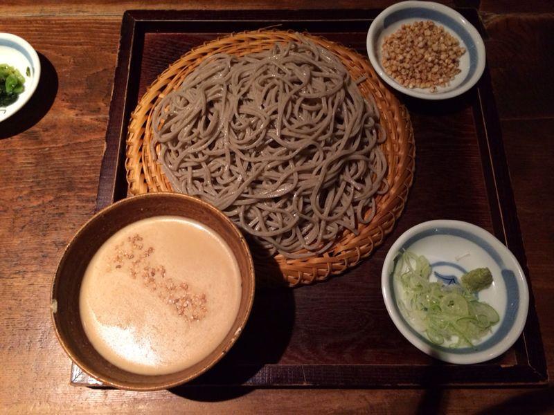 板蕎麦☆三宿  山灯香_c0151965_1785947.jpg