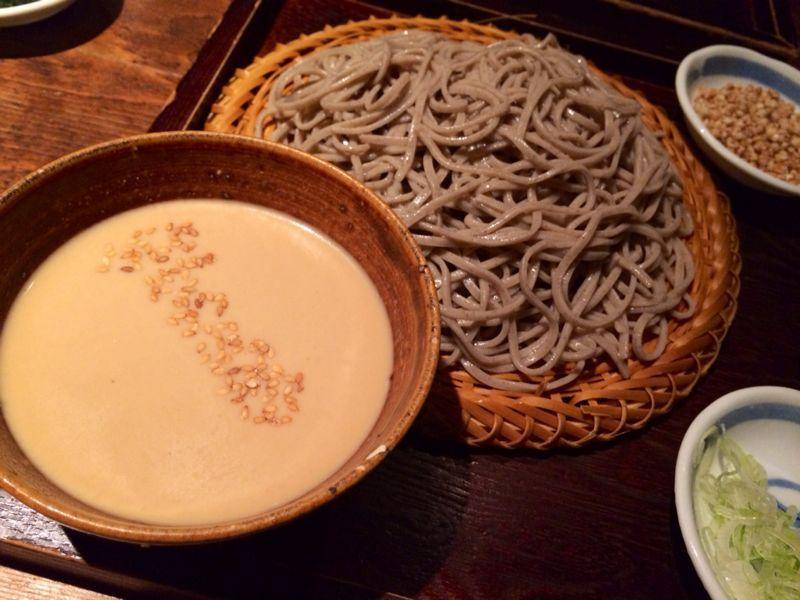 板蕎麦☆三宿  山灯香_c0151965_179012.jpg