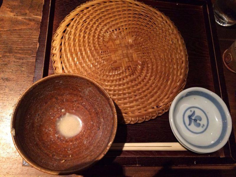 板蕎麦☆三宿  山灯香_c0151965_179138.jpg