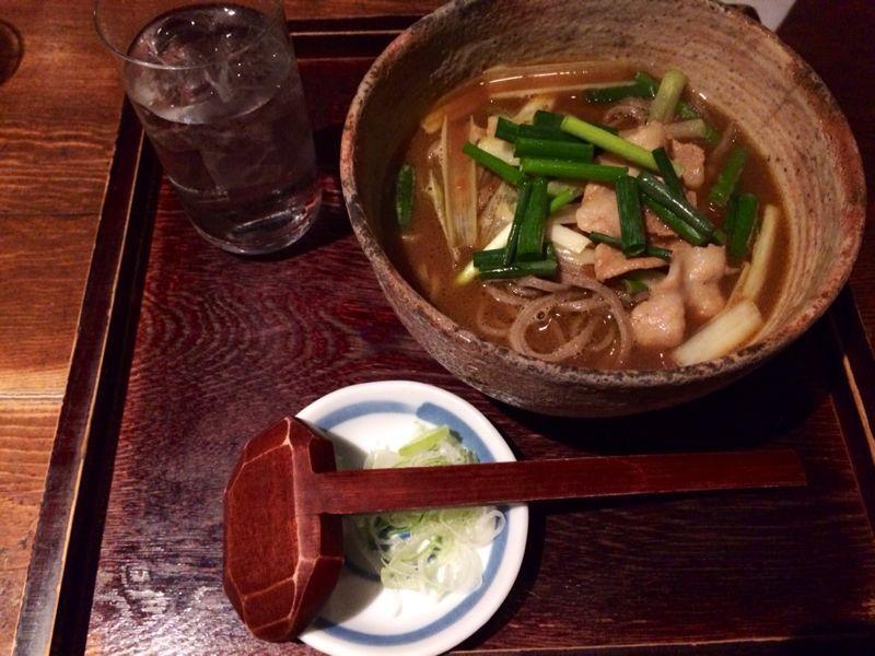 板蕎麦☆三宿  山灯香_c0151965_179355.jpg