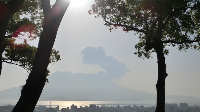 桜島の日の出城山観光ホテルが最高、城山観光ホテル朝食バイキングは最高に美味、食事の美味しい観光ホテル_d0181492_23321437.jpg