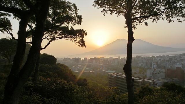 桜島の日の出城山観光ホテルが最高、城山観光ホテル朝食バイキングは最高に美味、食事の美味しい観光ホテル_d0181492_23324122.jpg